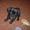 продам двухмесячного щенка мопса чёрной окраски. #63876