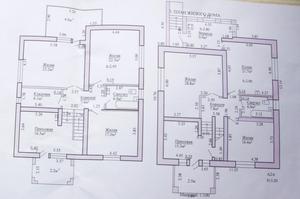 двухэтажный коттедж  - Изображение #3, Объявление #1660089