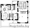 Проект частного дома,  дачи,  бани